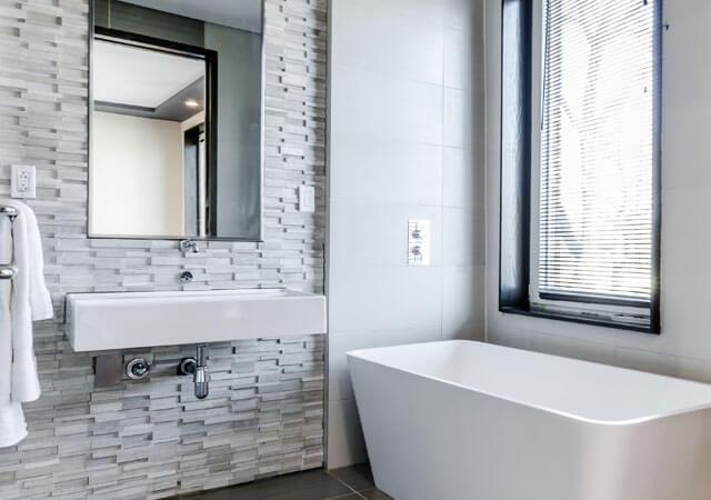 Contractor Bath Room Construction