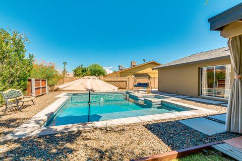Contractor Home Swimming Pool