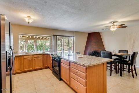 Contractor Home Kitchen
