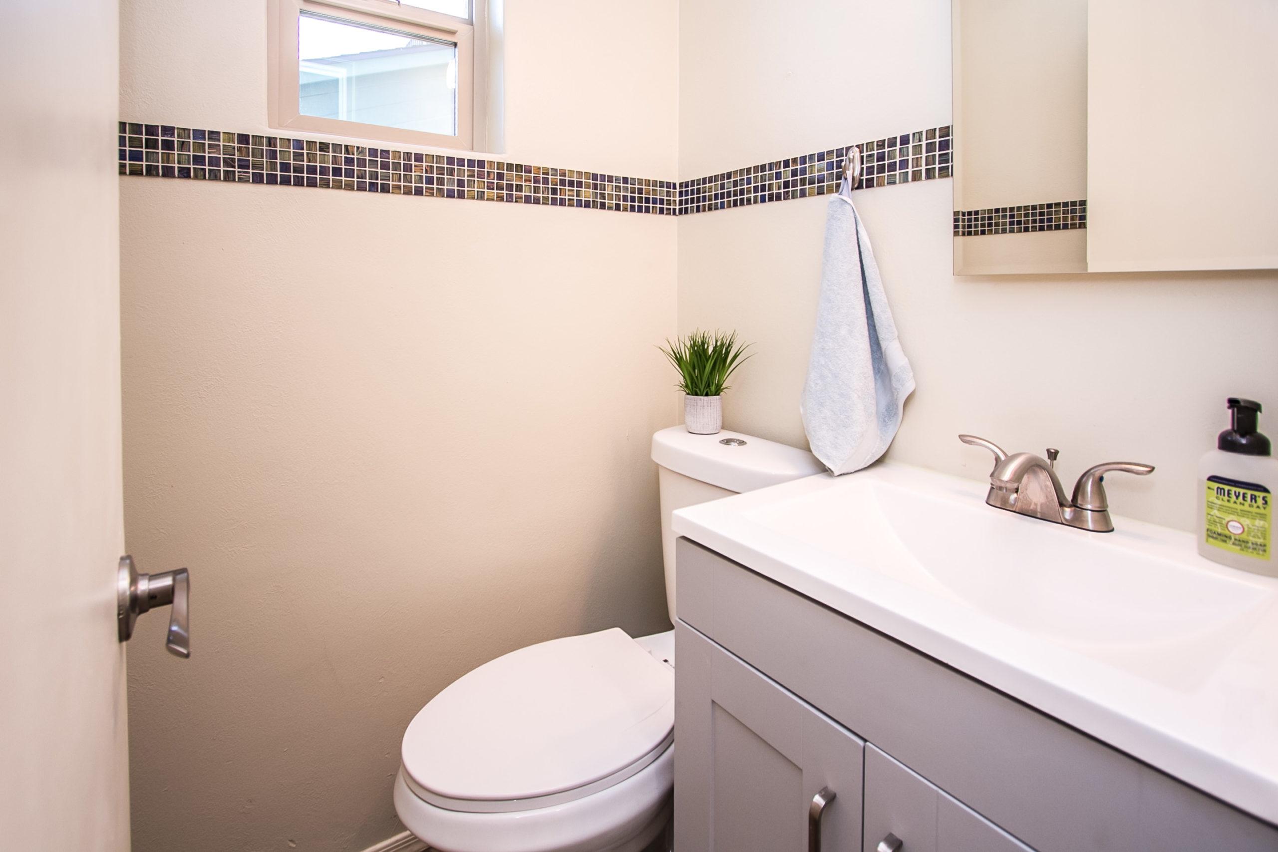Contractor Home Bathroom