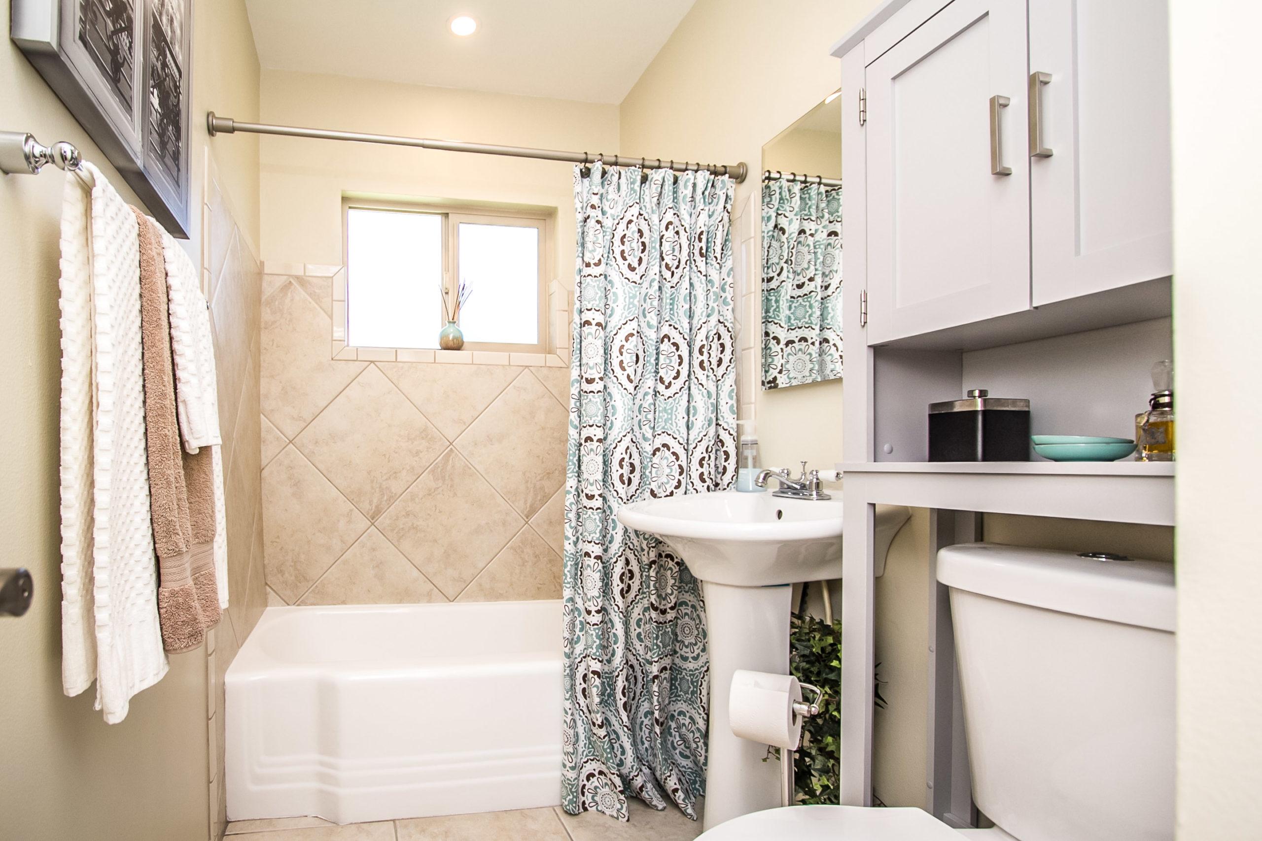 Contractor Home Bath Room